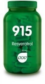 AOV 915 Resveratrol 60 vcap.