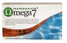 Membrasin omega 7 60 vegacaps