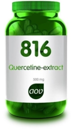 AOV 816 Quercetine extract 500 mg 60 vcap.