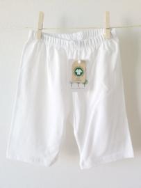 Unisex baby pants - I ♥ 100% organic