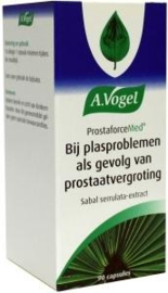 A Vogel Prostaforcemed 30 capsules.