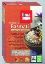 Lima rijst basmati halfvol 500g