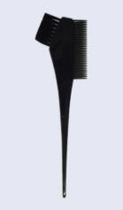 Haarverf penseel