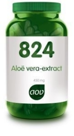 AOV 824 Aloe vera extract 450 mg 60 vcap.