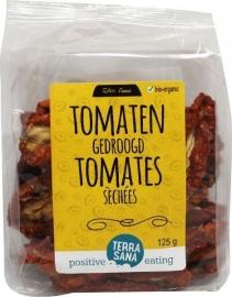 Zongedroogde tomaten met zout  125g