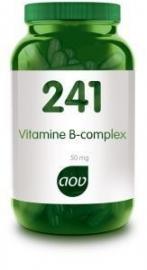 AOV 241 Vitamnine B complex 50 mg 180 vc.