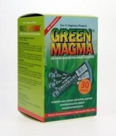 Green Magma 30x3g sticks