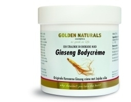 Ginseng Bodycrème 250ml