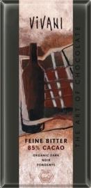 Vivani pure chocolade 85% 100gr