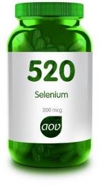 520 AOV Selenium 200 mcg  60 Cap.