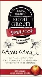 Royal Green Camu Camu 60 vegacapsules
