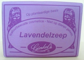 Lavendel zeep 85g