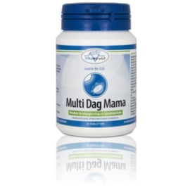 Vitakruid Multi dag mama 30 tabletten