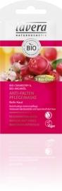 Lavera Mask regenerating cranberry & argan oil 10 ml.