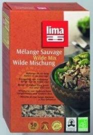 Lima rijst wilde mengeling 500g