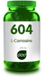 AOV 604 L-Carnosine 250 mg 60 VCap.