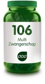 AOV 106 Multi Zwangerschap 60 V capsules
