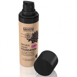 Lavera Liquid foundation ivory nude 30ml. nm.2