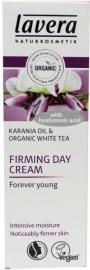 Lavera Daycream firming karanja oil & white tea 50 ml