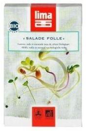 Salade folle kiemzaad 100g
