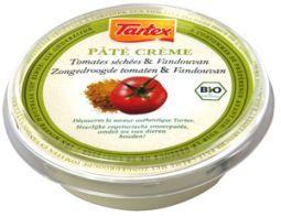 Tartex  creme zongedroogde tomaten 75g