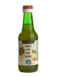 Raw Hennep olie 250ml