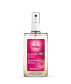 Weleda rozen deodorant 100ml