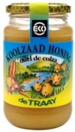 Traay koolzaad honing creme eco 450g