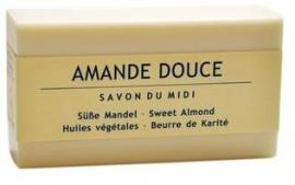 Marseille Shea Butter Soap Amandel