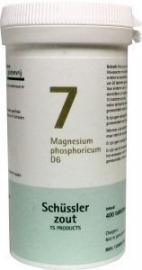 Magnesium phosphoricum 7 D6 Schussler 400 tabl.