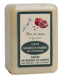 Marius Fabre Jardin zeep 150g Granaat Appel