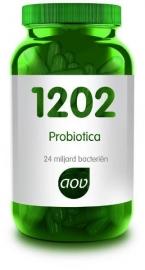 AOV 1202 Probiotica forte 24 miljard (v/h 1111) 30 cap.