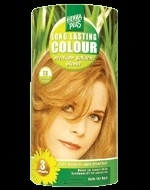 Henna long lasting colour goud blond 100ml