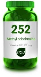 AOV 252 Methyl Cobalamine 60 vcap.