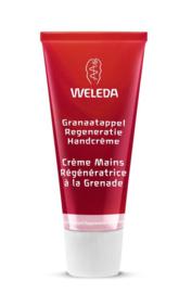 Weleda Granaatappel regenererende handcreme 50 ml.