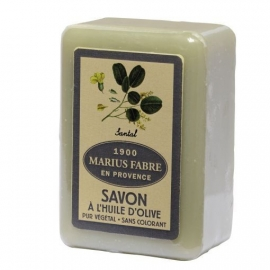 Marius Fabre Jardin zeep 150g Sandalwood