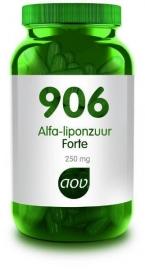 AOV 906 Alfa-Liponzuur forte 60 cap.