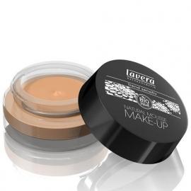 Lavera Mousse make up honey 15ml. Nummer 03