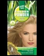 Henna poeder goud-blond 100g