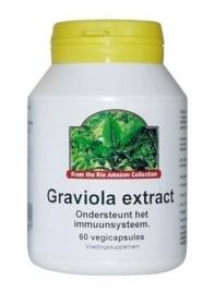 Graviola extract  500mg 60 Vcaps
