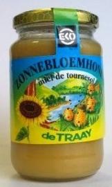 Traay zonnebloem honing creme eko 450g