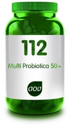 AOV 112 Multi Probiotica 50+ 60 V capsules