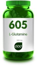 AOV 605 L-Glutamine 500 mg 90 VCap.