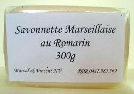 Savon Marseille rozemarijn 300g