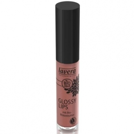 Lavera Glossy lips hazel nude 6.5ml. nm.12
