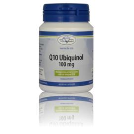 Vitakruid Q10 Ubiquinol 100 mg. 60 vcaps.