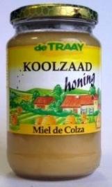 Traay koolzaad honing creme 450g
