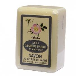 Marius Fabre Jardin zeep 150g Roos