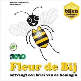 Fleur de Bij kinderboekje