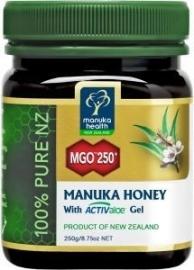 Manuka Honing met Aloe Vera MGO250 250g